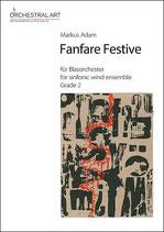 Fanfare Festive - Markus Adam