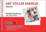 Mit voller Energie   - Harald Haselmayr