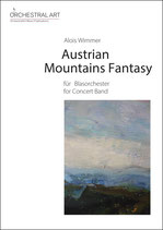 Austrian Mountains Fantasy - Alois Wimmer