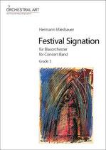 Festival Signation  - Hermann Miesbauer