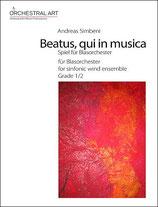 Beatus qui in musica  - Andreas Simbeni