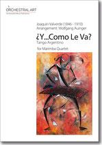 Y...Como Le Va? - Joaquin Valverde