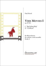 Vier movies I  - Paul Hertel
