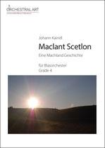 Maclant Scetlon - Johann Kaindl