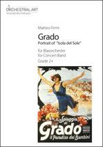 """Grado - Portrait of  """"Isola del Sole""""  Matteo Firmi"""