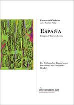 España - Emanuel Alexis Chabrier