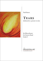 Tears  - Paul Kusen