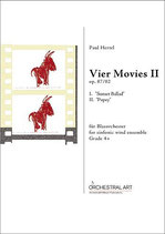 Vier movies II  - Paul Hertel