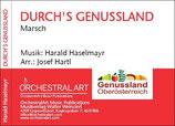 Durch's Genussland (Genusslandmarsch) - Harald Haselmayr
