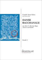 Danse Bacchanale - Camille Saint-Saëns