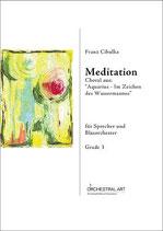 Meditation - Franz Cibulka