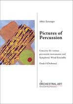 Pictures of Percussion - Albin Zaininger
