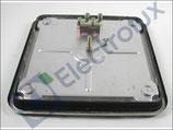 Piastra Elettrica 3000W 400V Dimensioni 300x300 mm