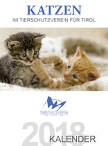 Tierschutz Kalender 2018