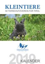Tierschutz Kalender 2019