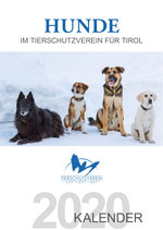 Tierschutz Kalender 2020