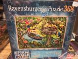 Escape Puzzle Junior 368 Pièces Expedition dans la Jungle