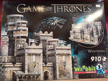Puzzle 3D 910 Pièces Game of Thrones - Winterfell