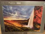 Puzzle Seljalandsfoss Waterfall