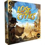 LOST CITIES Les cités perdues jeu 2 joueurs