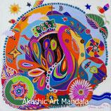 Akashic Art Mandala +Energy Healing  Transmission