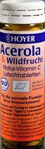 Acerola- und Wildrucht Lutschtabletten  60 St.