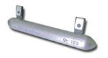 Stucki Thun Einhänge Schleppangelblei - Tiefseeblei Torpedo Light