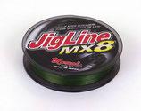 Momoi Jigline MX8 / Moss Green - 150m - Multifile Angelschnur