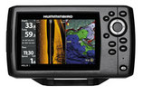 Humminbird Echolot-GPS Helix 5 SI - Side Imaging