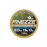 Savage Gear Finezze Advanced Super Braid HD4 - Multifile Angelschnur