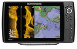 Humminbird Echolot-GPS Helix 12 SI - Mega Imaging G2N