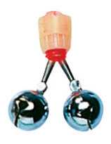 Stucki Thun Doppelglöckchen mit Knicklicht-Halter