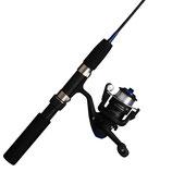 Paladin Ice Fishing Basic Combo 70 - Eisangelset Rod & Reel