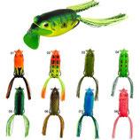 Illex Vodoo Frog Float 65 - Gummi-Frosch