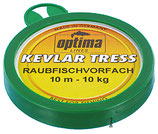 Optima Kevlar Tress Raubfisch-Vorfach