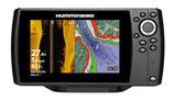 Humminbird Echolot-GPS Helix 7 SI - Sideimaging