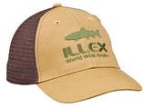 Illex Cap Trucker Stream Master braun - Kopfbedeckung / Cap