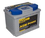 Levo AGM Batterien - Antriebsbatterie e-Motor
