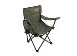 Carp Spirit Classic Lounge Chair grün - Klappstuhl