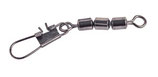 Stucki Thun Rolling Chain Swivel with Interlock Snap - 3-Fach Karabinerwirbel