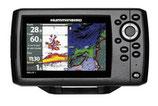 Humminbird Echolot-GPS Helix 5 Sonar
