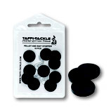 Taffi Tackle Pellet and Bait Stopper Black - 15mm