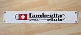 Banderole Swiss Lambretta Club