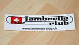 Abziehbild Swiss Lambretta Club