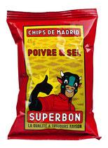 Chips Poivre & Sel