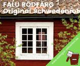 FALU RÖDFÄRG Original Schwedenrot