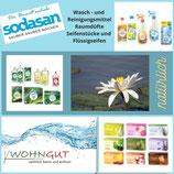 SODASAN Waschmittel & Zubehör