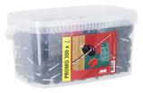 Ringisolator kompakt im Eimer 300 Stk.
