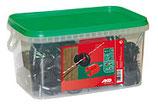 Ringisolator für Seil und Litze 100 Stk.