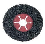 Klauenscheibe Schleifscheibe 115 mm